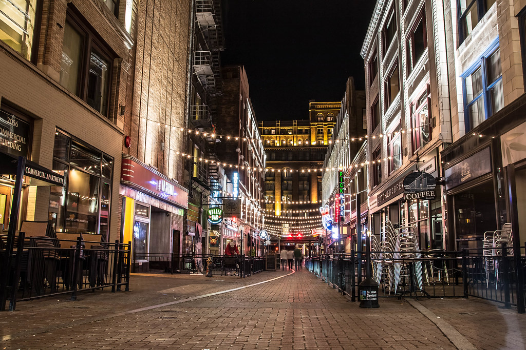 East 4th Street Cleveland Ohio Francis B Angelone Flickr