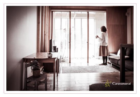 収納整理アドバイザー 奥野愉加子氏 美学のある暮らし プロフィール写真撮影 愛知県刈谷市 建築家デザインの家 インテリア 小物