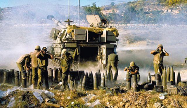 155mm-M109-Rohev-shelling-beirut-1982-ado-1