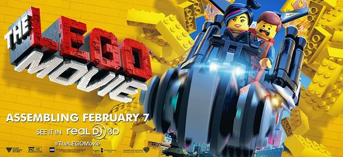 The LEGO Movie - Poster 10