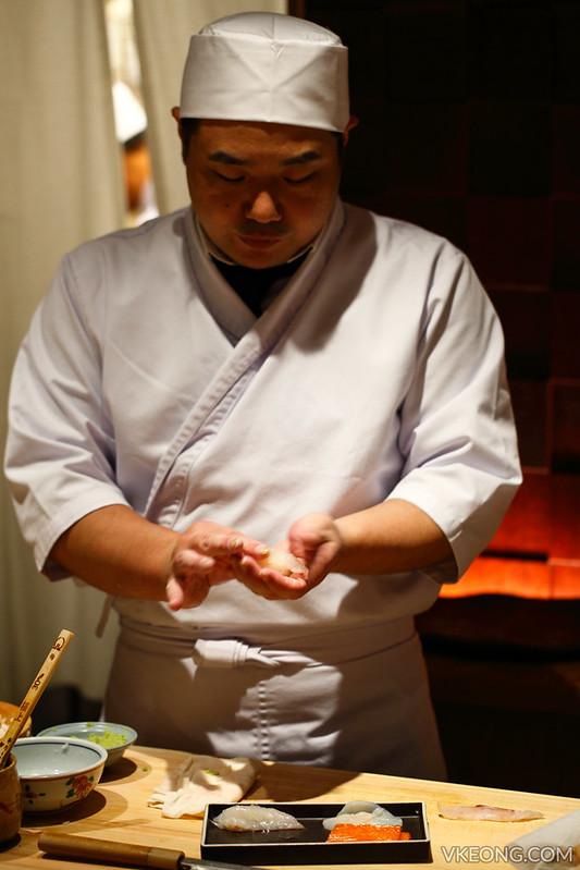 Sushi Azabu Japanese Sushi Chef KL