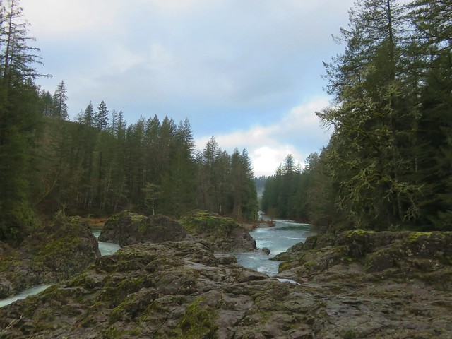 North Fork Lewis River