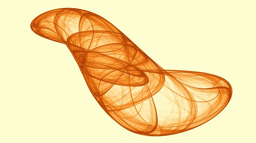 Peter DeJong Attractor