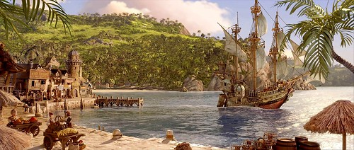 The Pirates - screenshot 6
