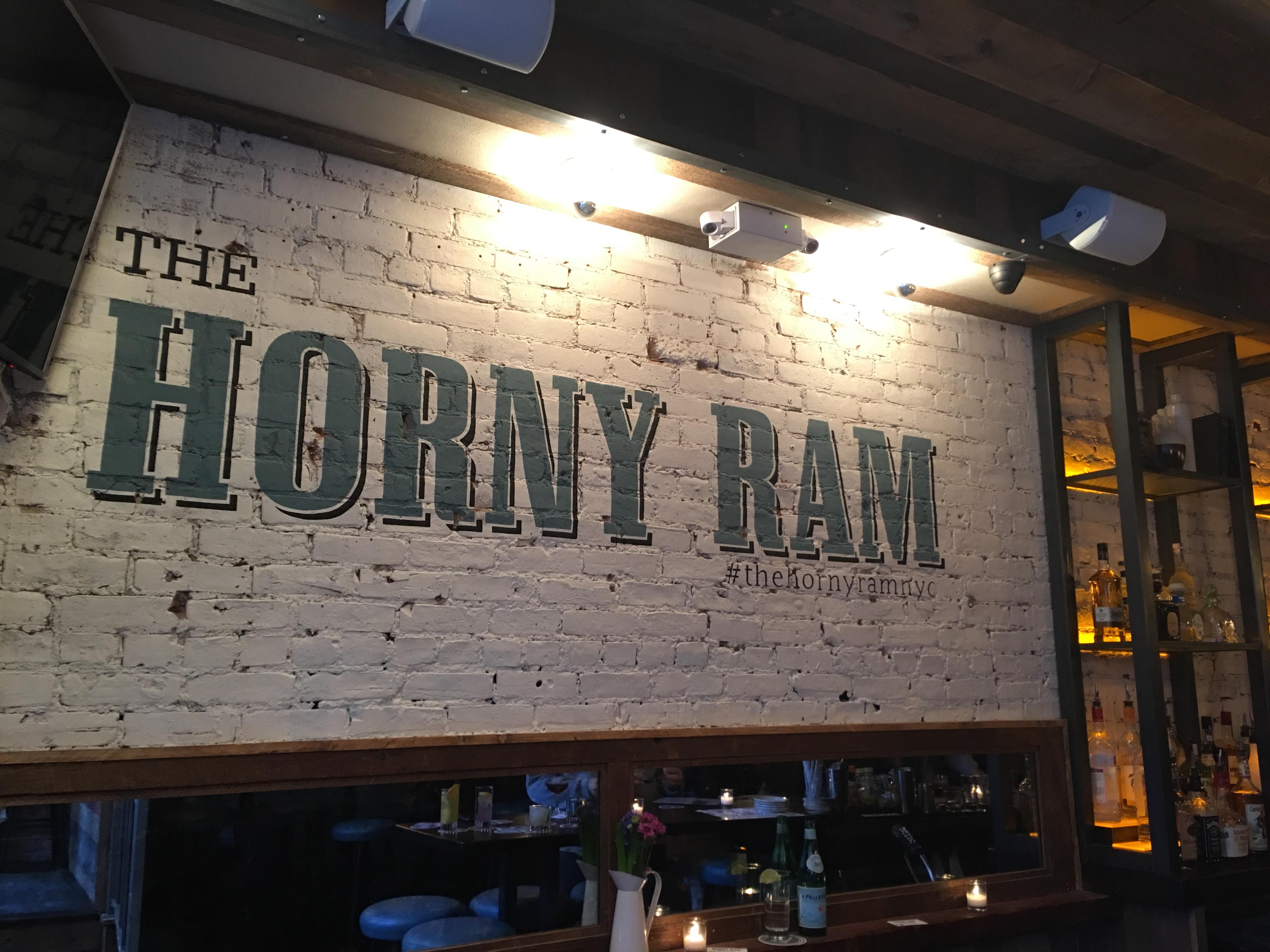 The Horny Ram (1)