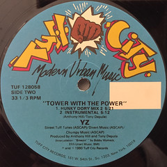 YZ:TOWER WITH THE POWER(LABEL SIDE-B)