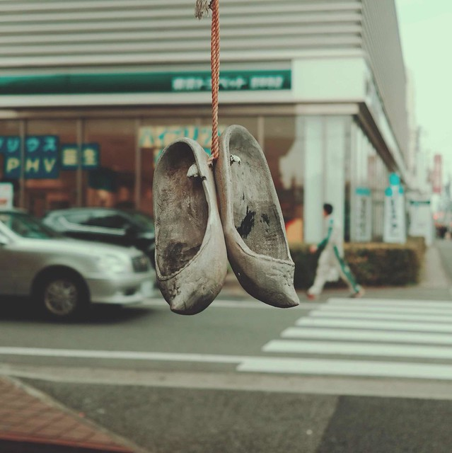Shoes ornament