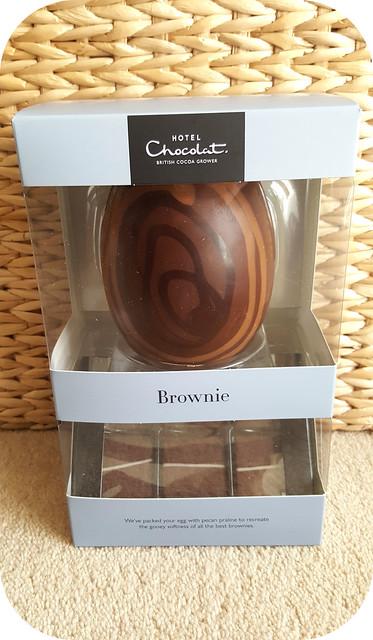 Hotel Chocolat Brownie Hard-Boiled Egg