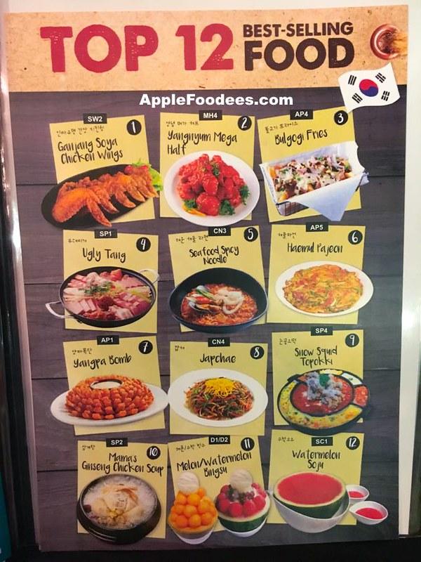 Chicken Up Subang Jaya - Top 12 Food