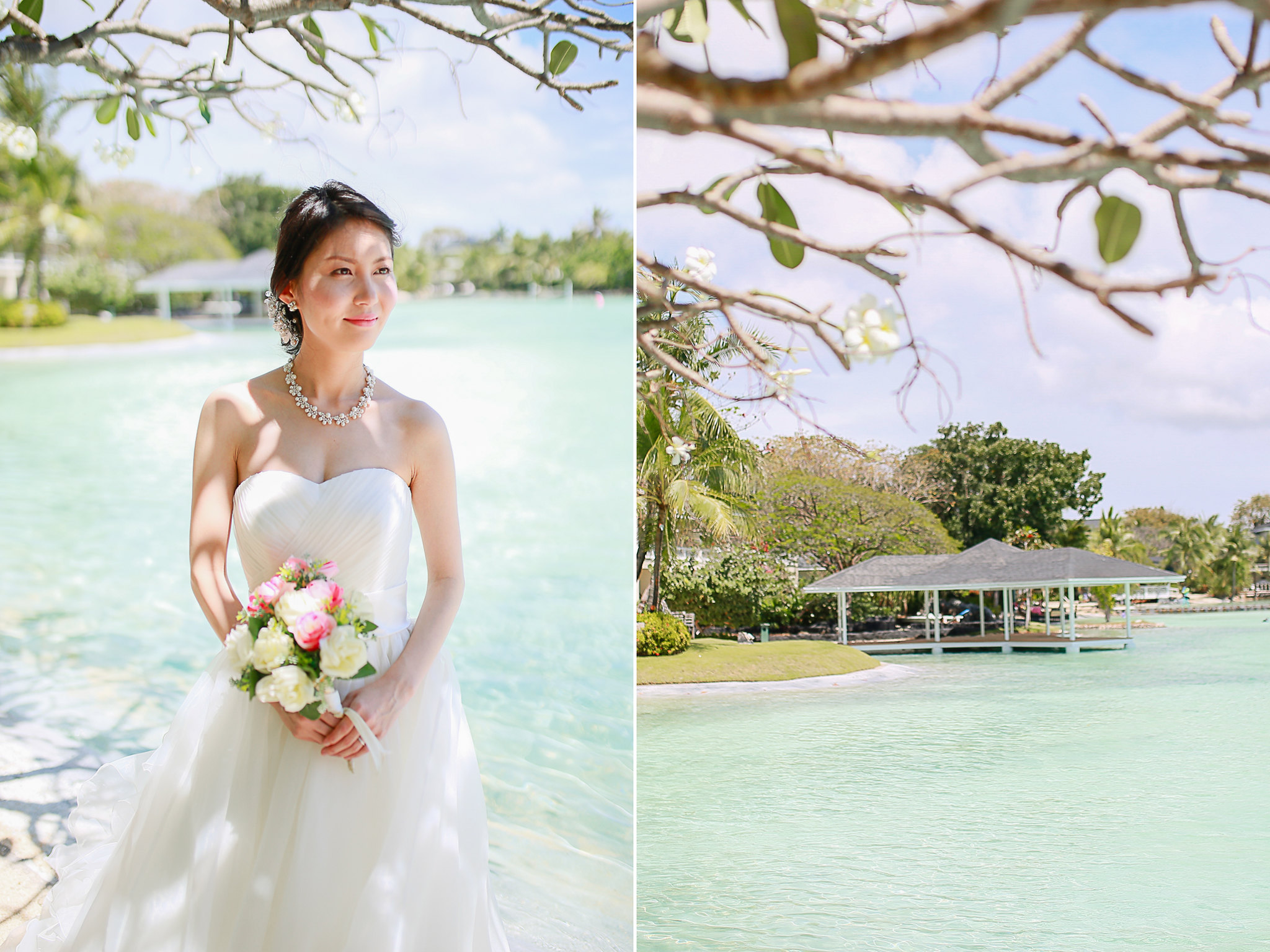 Wedding Photographer Plantation Bay