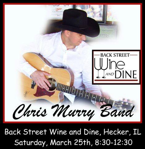 Chris Murry Band 3-25-17