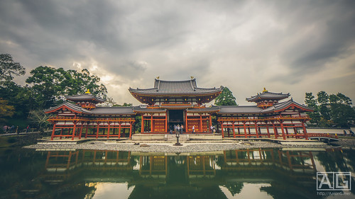 Byodoin Temple, Main Structure | by Aaron G (Zh3uS)