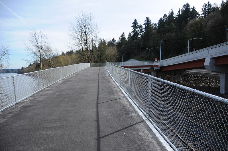 New section of Sellwood Bridge path-4.jpg