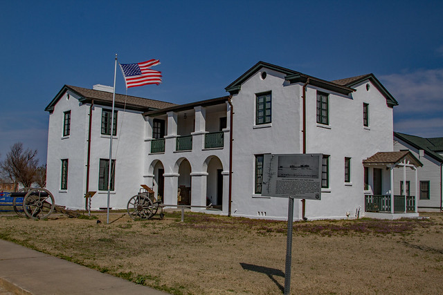 HIstoric Fort Reno