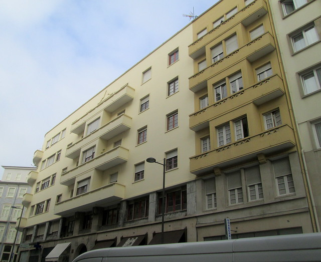 Art Deco Buildings, Porto