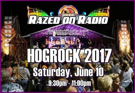 Razed On Radio 6-10-17