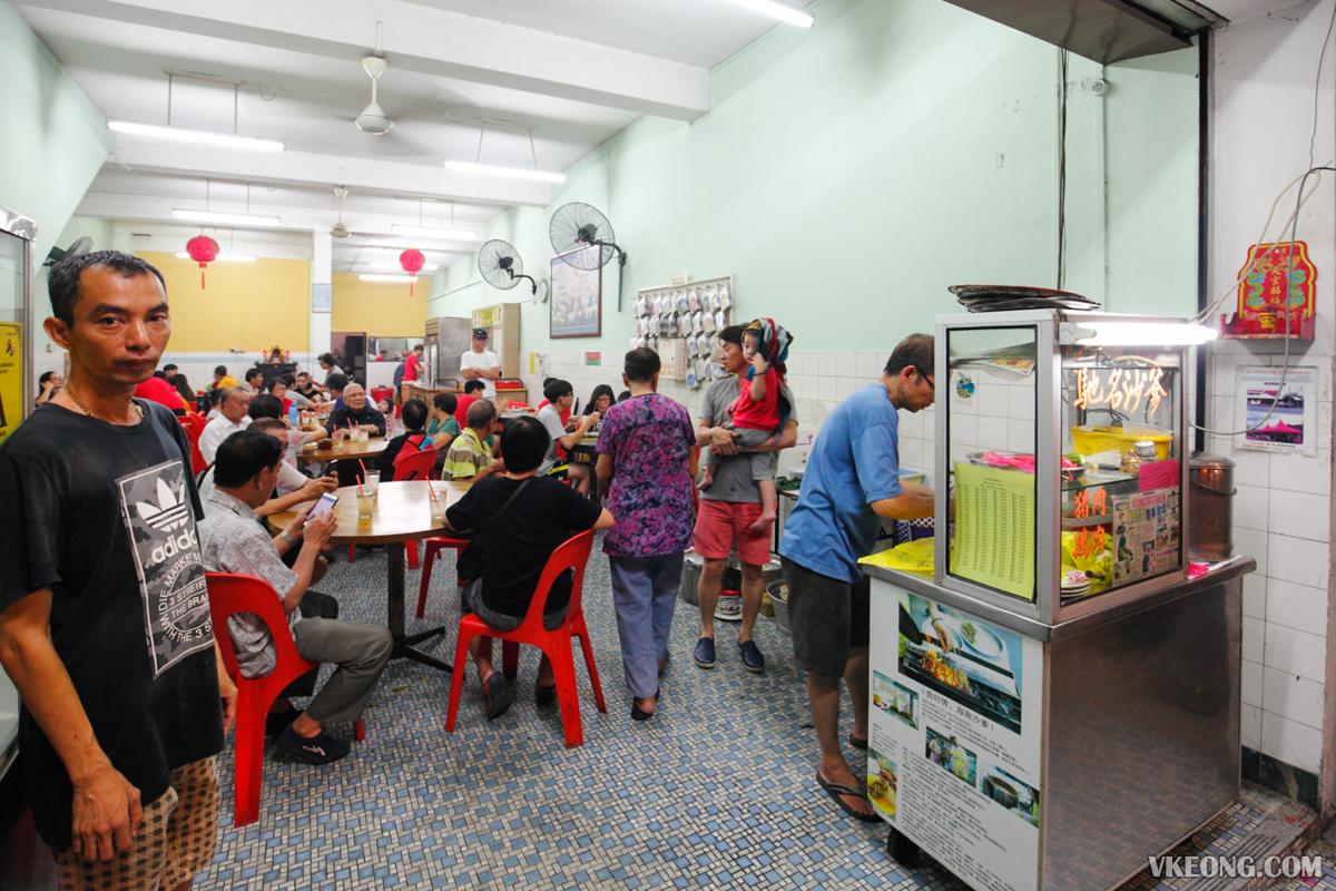 Hai Heng Pork Satay Stall Melaka