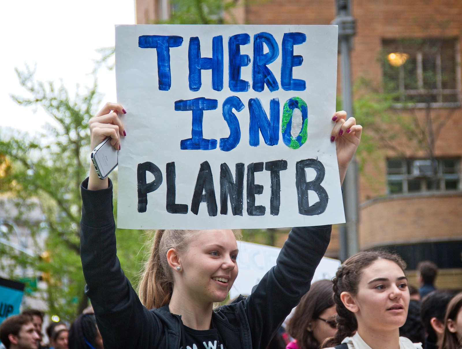 March for Science NYC