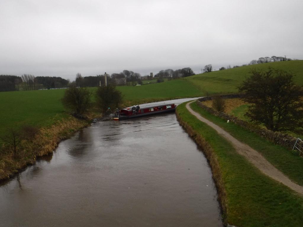 Canal Near Barnoldswick 1