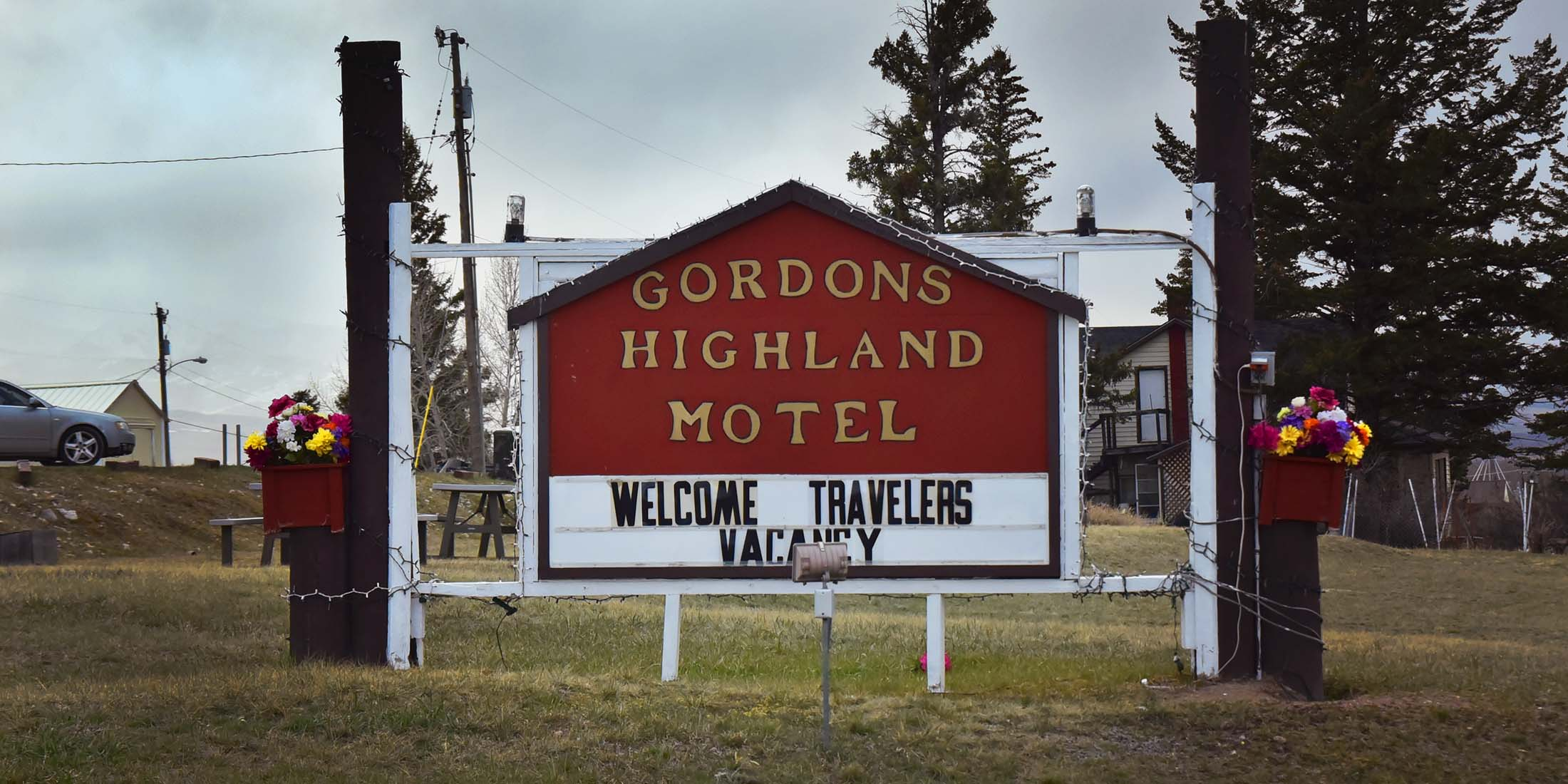 Gordon's Highland Motel is located along Highway 89 in White Sulphur Springs, MT, Cascade County.
