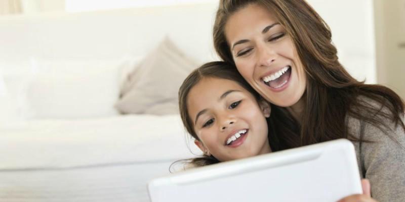 ¿Cómo reconocer a una mamá tecnológica?