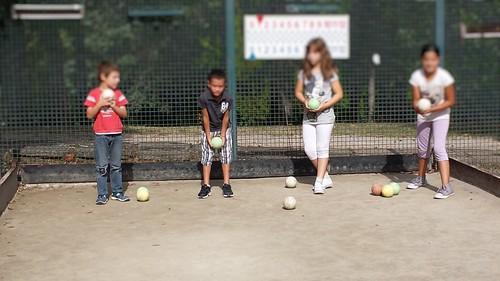 Sport bocce alla festa al Parco Fucoli di Chianciano Terme… - Flickr