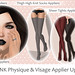 Slink Physique & Visage Applier Updates (out now!)