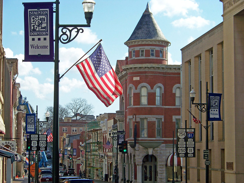 Beverley Historic District