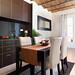 Apartmento: Salón / comedor con balcón