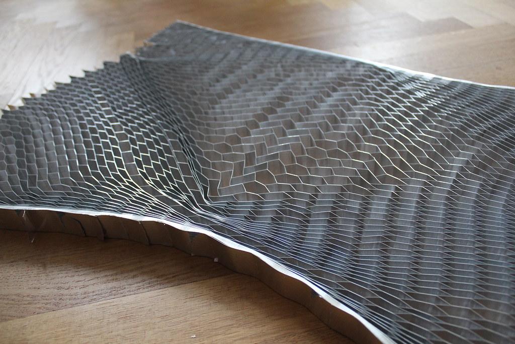 Lasersaur Honeycomb Table | By Stfnix Lasersaur Honeycomb Table | By Stfnix