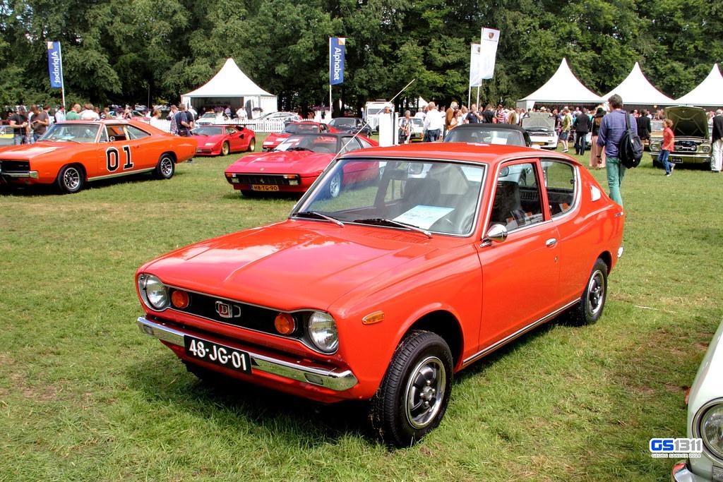1970 1977 datsun 100a the datsun cherry ��� known