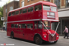AEC Routemaster - JJD 408D - RML 2408 - London Transport - Jean & Victor Wedding Day - London - 140926 - Steven Gray - IMG_0159 EXPLORED