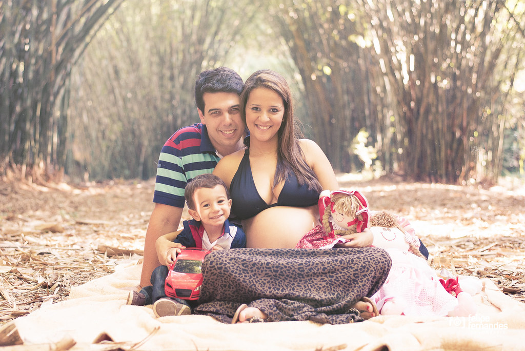 Pregnant Family Session If You Like To Use This Picture