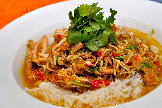 Slow Cooker Chicken Chile Verde - Kohler Created   Flickr - Photo ...