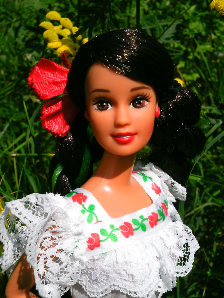 2019 year for girls- Barbie Mexican pictures