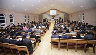 2013년 춘계 성서침례교회 전국친교회