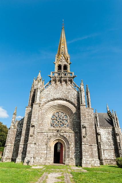 Kernascléden church