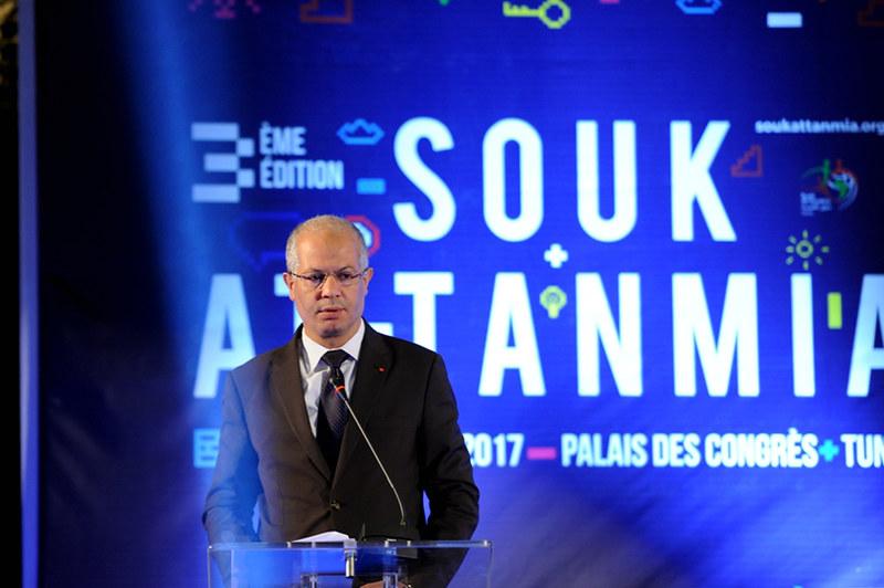 Souk At-tanmia : coup d'envoi de la 3e édition à Tunis