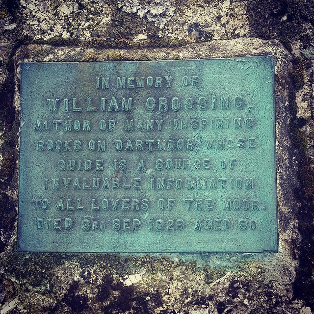 William Crossing Memorial at Duck's Pool