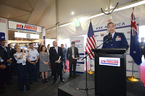 Avalon 2017 - U.S. International Pavilion Opening Ceremony