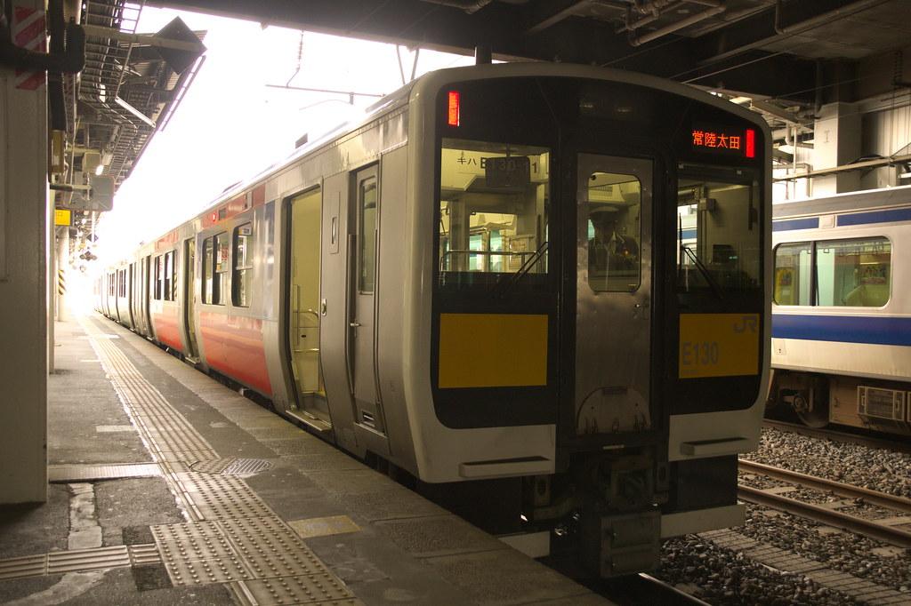 JR Type E130 DC