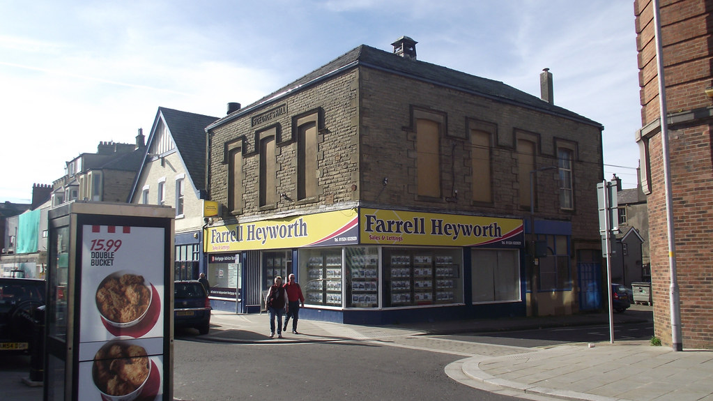 Farrell Heyworth Estate Agents 3 7 Victoria Street Morecambe LA4 4AE