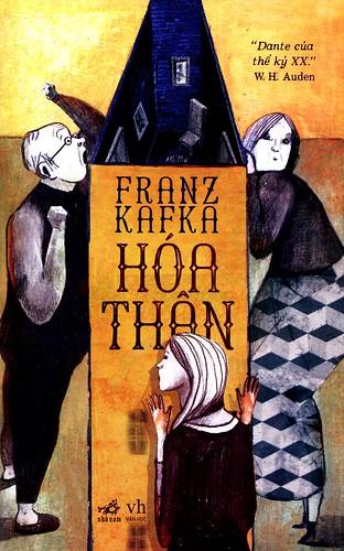 Hóa Thân - Franz Kafka