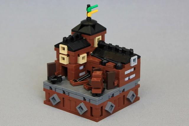 Dwarven Siege Works