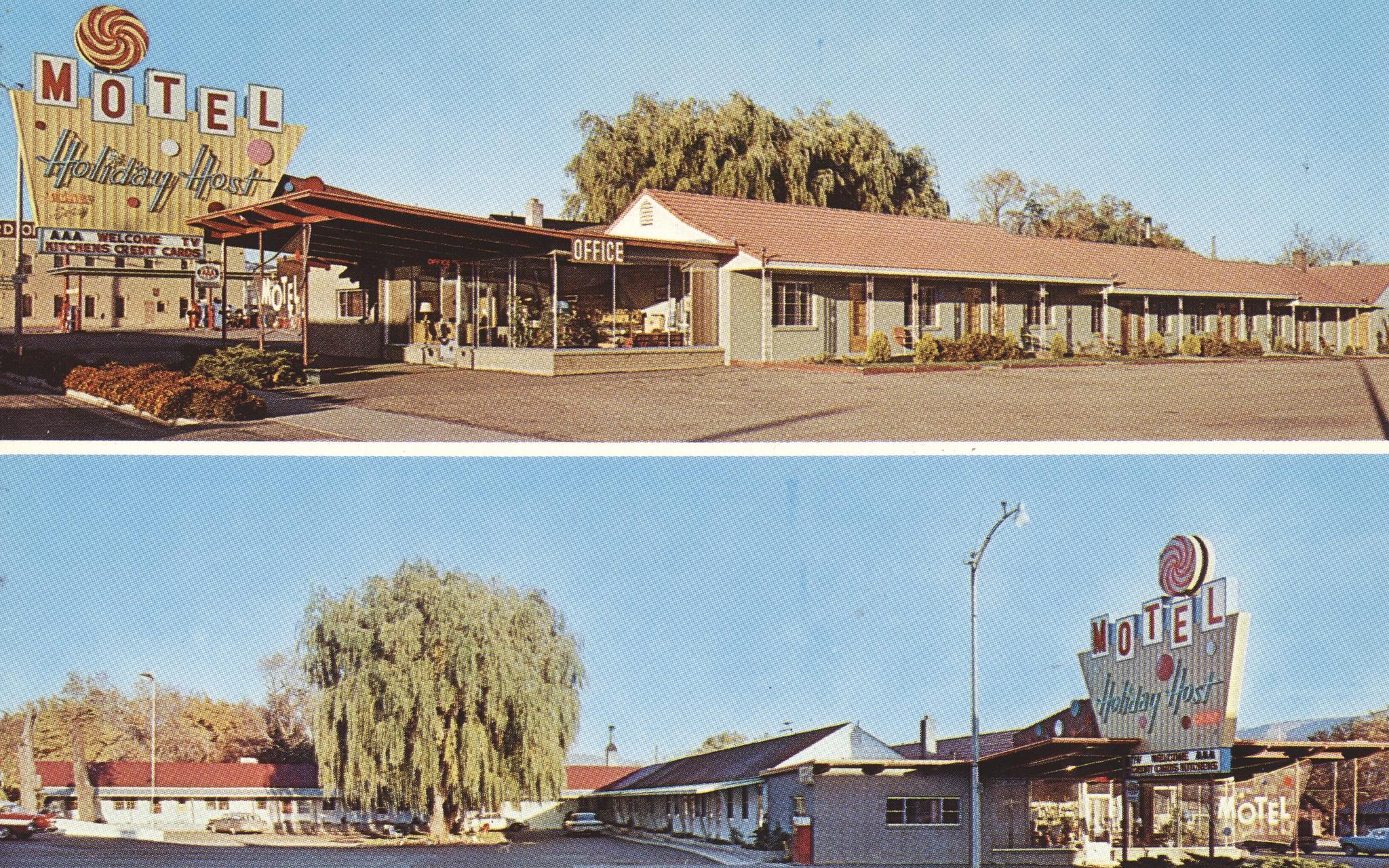 Motel Holiday Host - Richfield, Utah