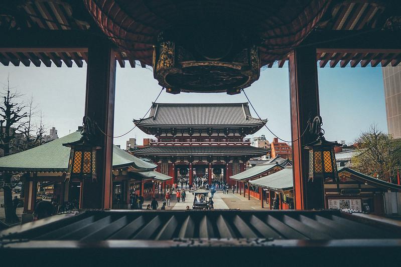 Asakusa Temple 淺草寺|東京都 Tokyo city