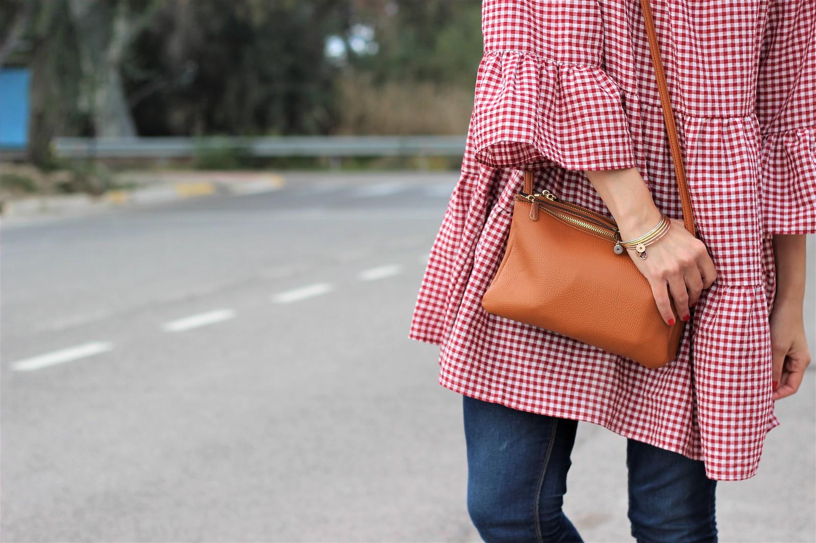 Look cuadros vichy rojo_ Rojo Valentino Blog (23)