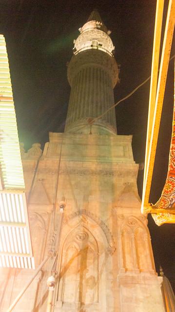 Al-Hussein Mosque's Minaret
