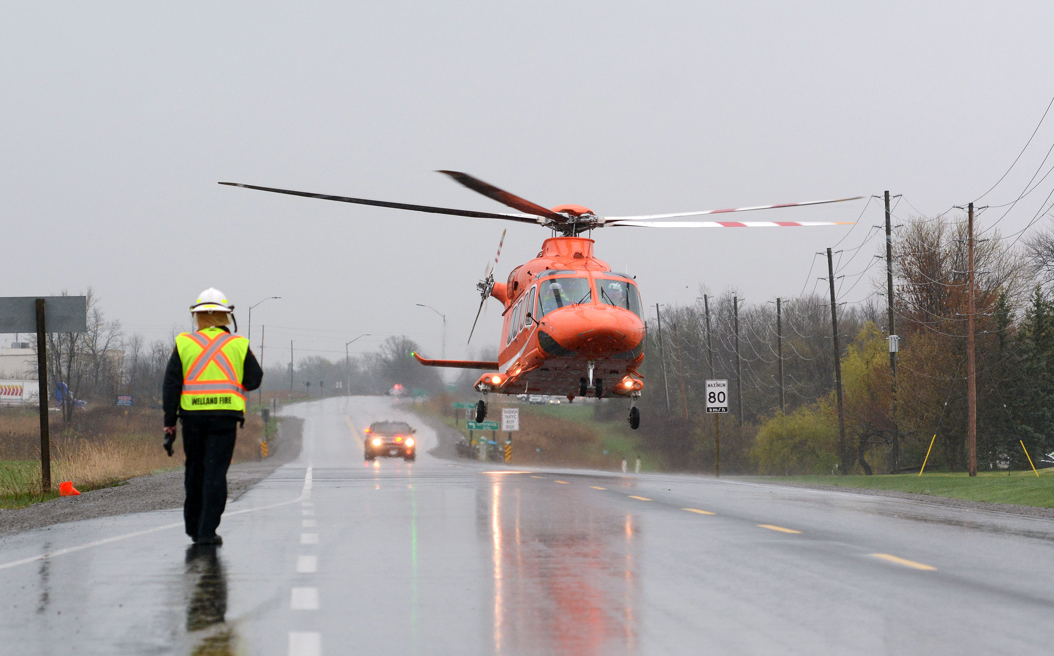Hwy 140-Buchner Rd. crash