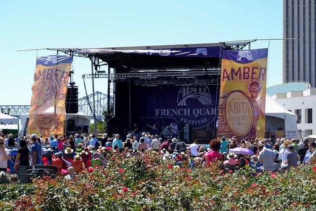 French Quarter Fest 2017